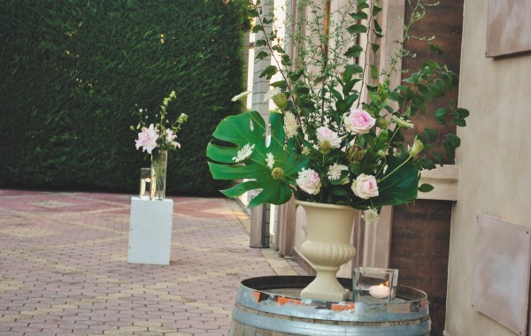 A Summer Garden Wedding