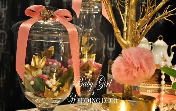 ~Baby Girl & Wedding Deco~